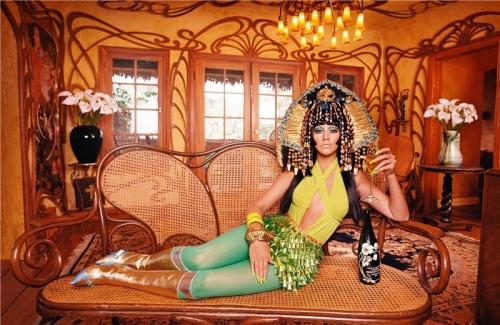 Знаменитости .... Шикарные работы David LaChapelle (93 фото)