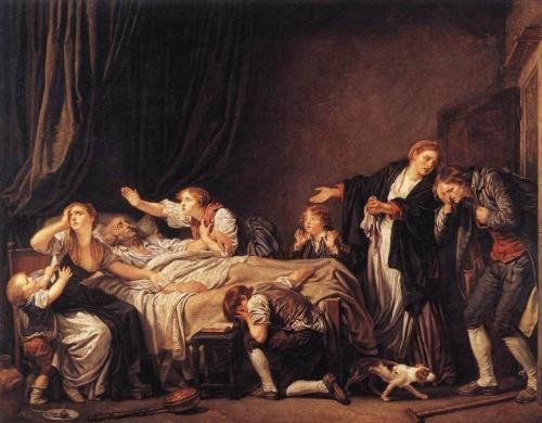 Jean-Baptiste Greuze (1725-1805) (26 работ)