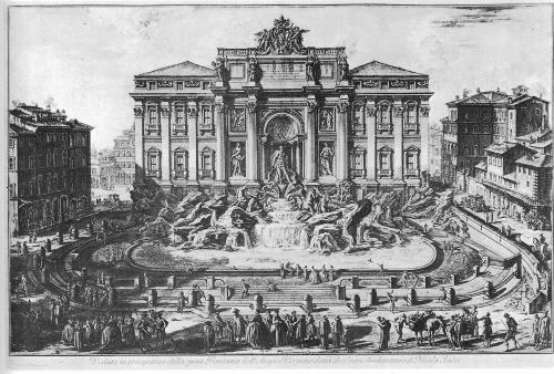 Гравюры Джованни Баттиста Пиранези (1720-1778)  (136 работ)