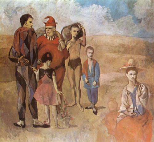 Работы Pablo Picasso (53 работ)