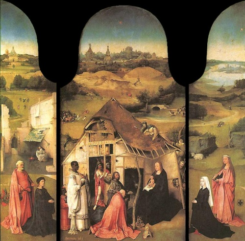 Картины Иеронима Босха (34 работ)