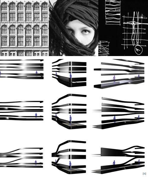 Современная необычная архитектура UNSTUDIO (25 фото)