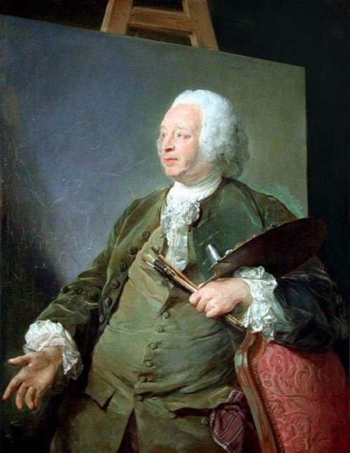 Oudry, Jean-Baptiste (1686-1755) (23 работ)
