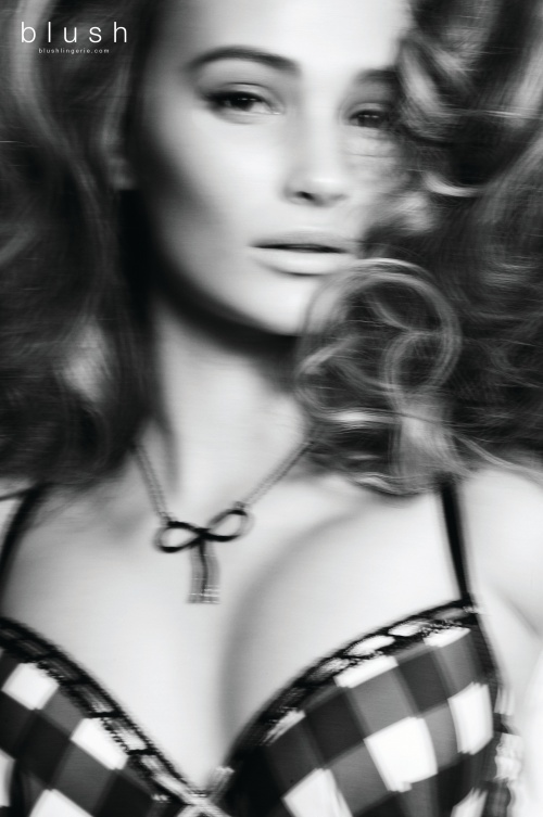 Photography - Anna Wasacz (Blush Lingerie 2009) (16 фото)