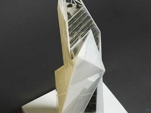 Современная необычная архитектура Tour Signal (36 фото)