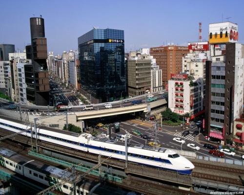 Современный город (46 фото)