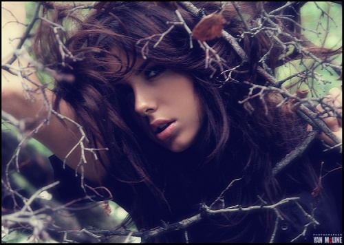 Красивое НЮ от YanMcLine (155 фото) (эротика)
