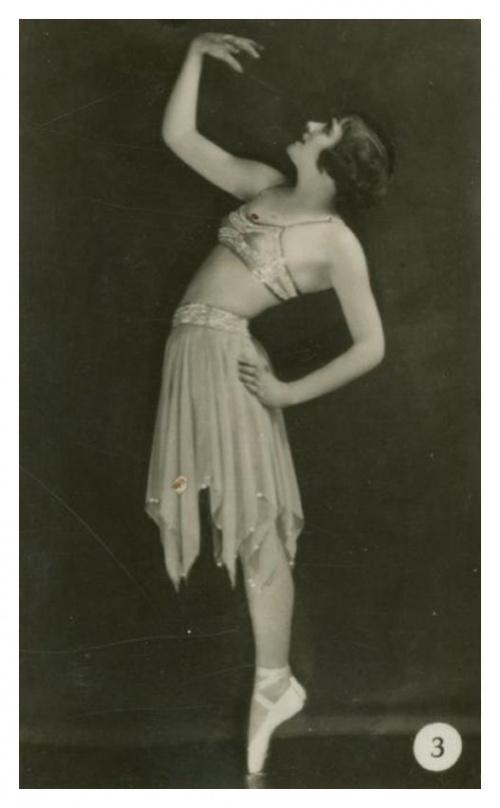 Старинные фотографии: балерины и танцовщицы (103 фото)