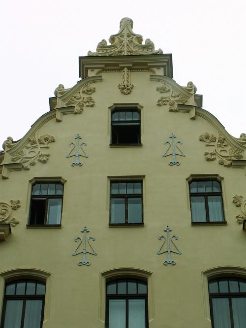 Европейский архитектурный модерн. Часть 2 (34 фото)