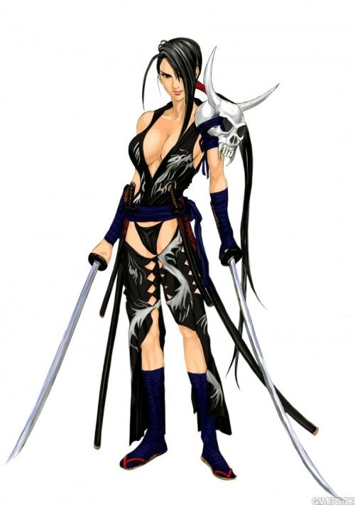 Персонажи из Soul Calibur 4 (30 работ)