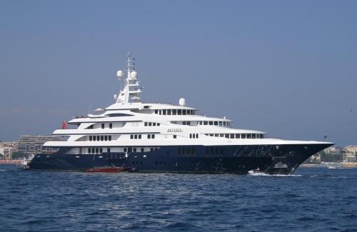 Самые роскошные яхты мира (51 фото)