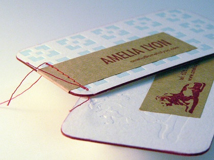 Визитные карточки (156 фото)