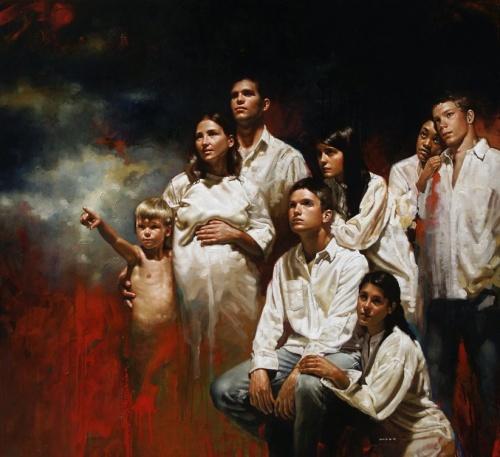 Аргентинский художник Diego Dayer (40 работ)