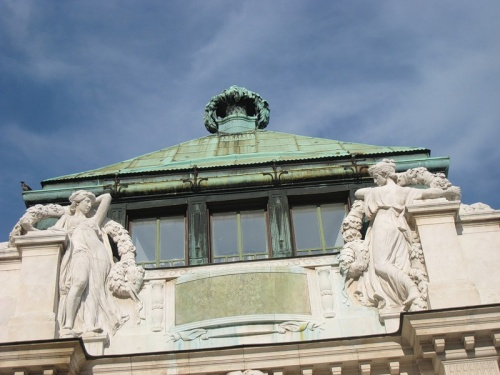 Архитектура Вены (21 работ)