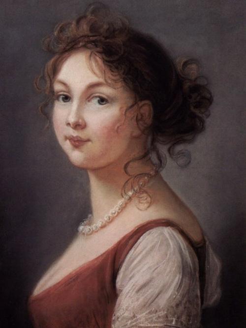 Elisabeth-Louise Vigee-Le Brun (1755-1842) (48 работ)