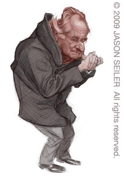 Новые карикатуры Jason Seiler (86 работ)