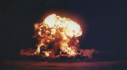 Взрывы бомб (52 фото)