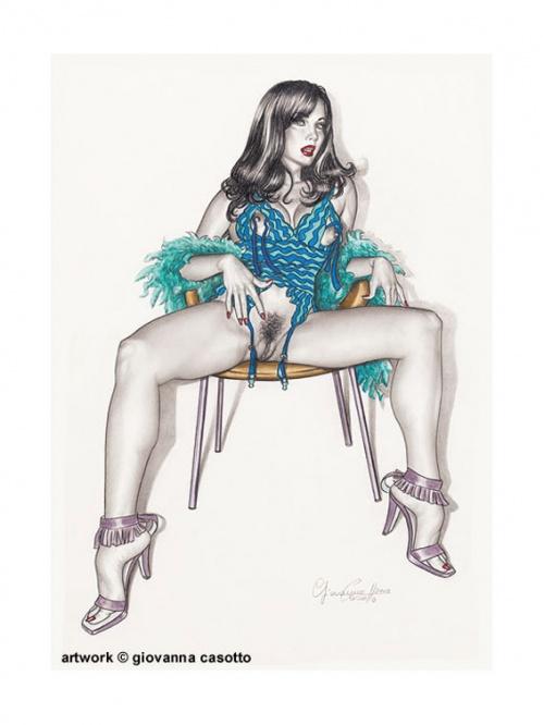 Giovanna Casotto (134 работ)
