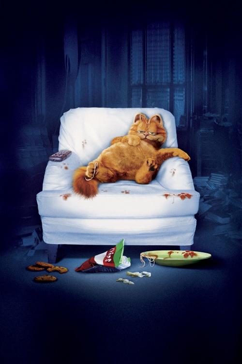 Garfield\Гарфилд (26 работ)