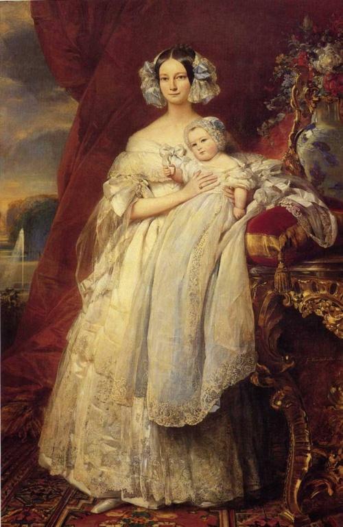 Franz Xaver Winterhalter (1805-1873) (61 работ)