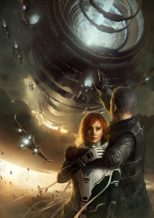 Фантастика и фэнтези от OmeN2501 (42 работ)