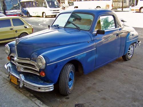 Фотографии Кубинского транспорта (443 фото) (2 часть)