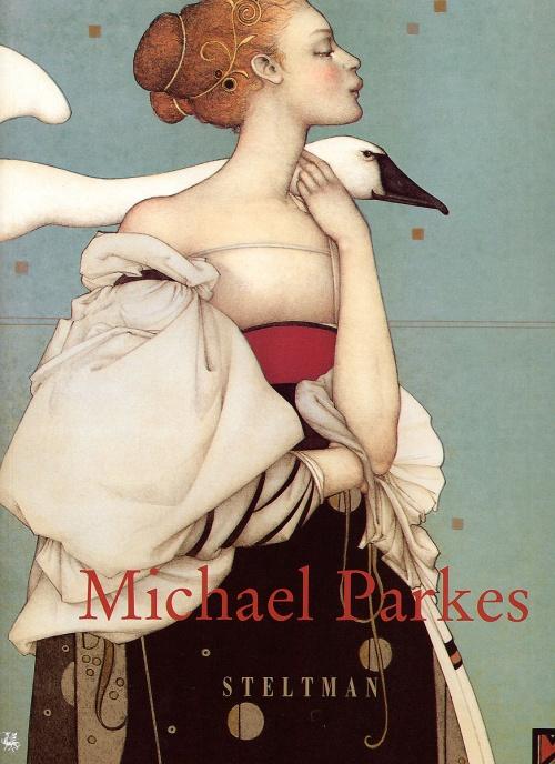 Майкл Паркес - Michael Parkes (56 работ)