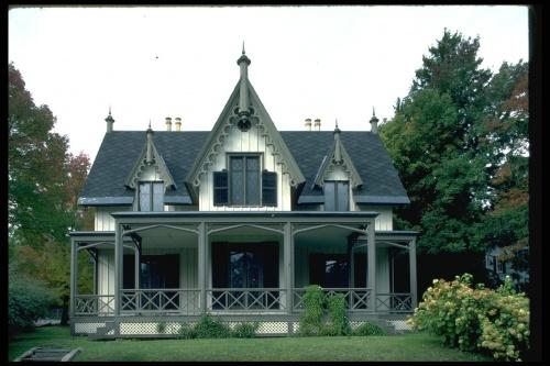 Дома (56 фото)