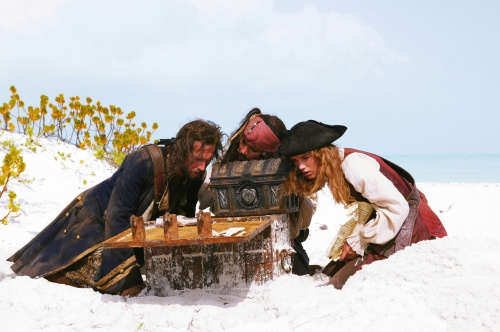 The Pirates of the Carribbean  Пираты Карибского моря (Part 1) (36 фото)