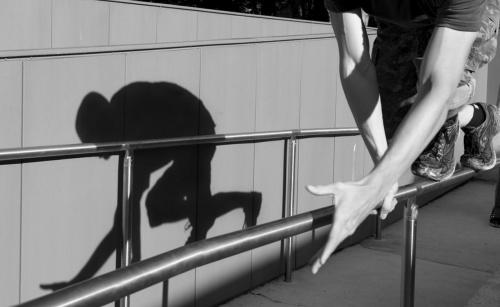 Паркур / Le Parkour (57 фото)