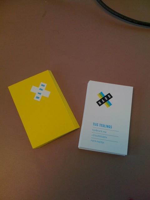 Дизайнерские визитки (29 работ)