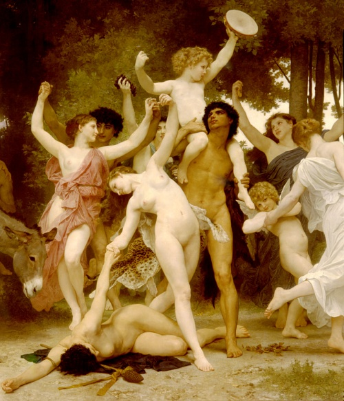 William-Adolphe Bouguereau - Вильям-Адольф Бугеро (143 работ)