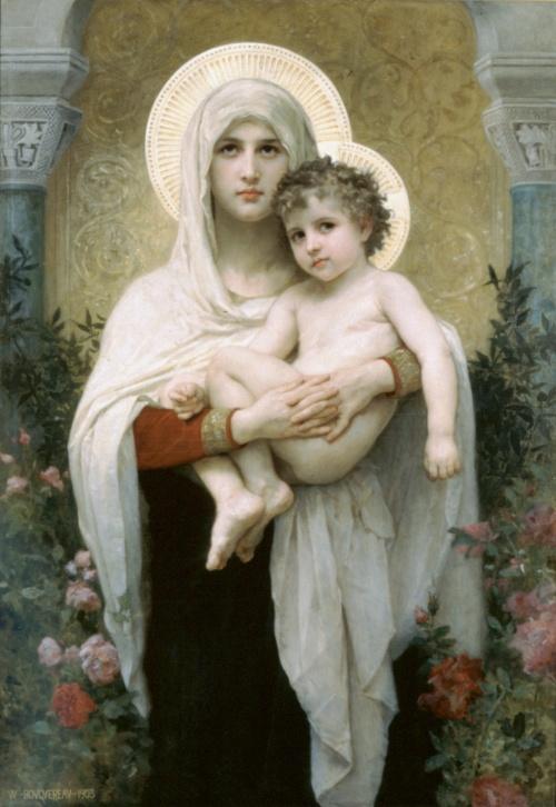 William-Adolphe Bouguereau - Вильям-Адольф Бугеро (143 работ)