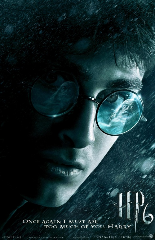 Harry Potter and the Half-Blood Prince  Гарри Поттер и Принц-полукровка (62 фото)