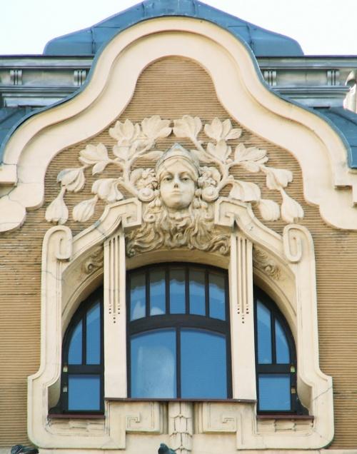 Европейский архитектурный модерн. Часть 1 (34 фото)