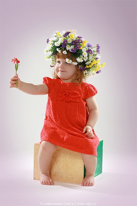 Дети - Цветы Жизни   Children - Life Flowers (22 фото)