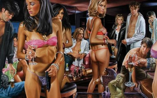 Секс свингеров и порно вечеринки - бесплатные фото на ...