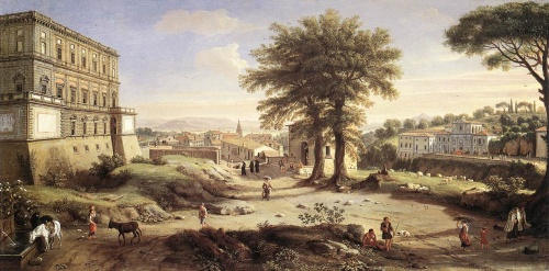 Caspar Andriaans van Wittel (1653 - 1736) (26 работ)