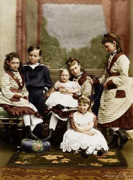 Фотографии семьи Николая II (243 фото)