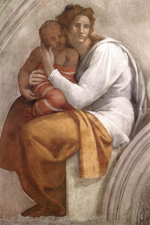 Микеланджело Буонарроти (MICHELANGELO Buonarroti) (168 работ)