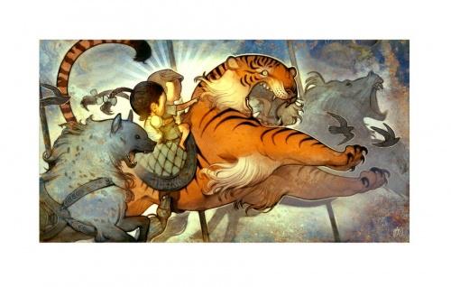 Art by Rubens Scarelli (21 работ)