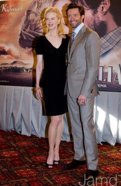 Hugh Jackman (411 работ)