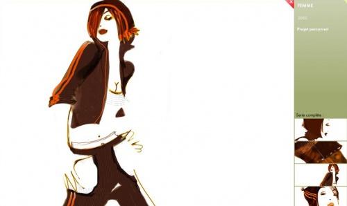 Иллюстратор Sophie Griotto (56 работ)