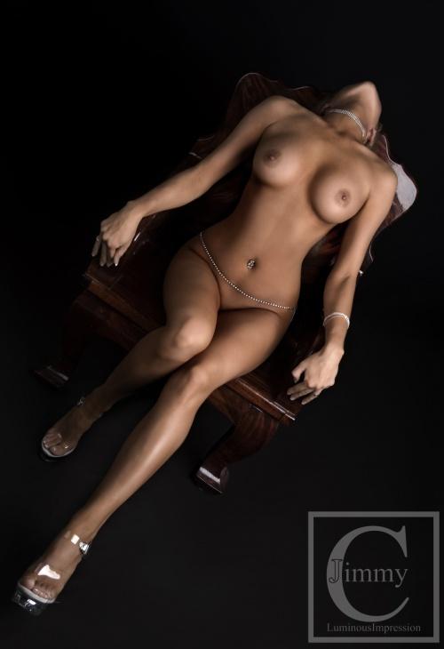 Ню и гламур от JimmyC (45 фото) (эротика)
