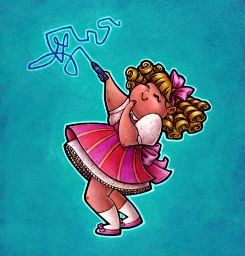 Детский иллюстратор Maryn Roos (58 работ)
