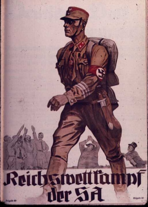 Коллекция германских плакатов II-ой мировой войны (98 плакатов)