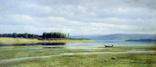 Клодт Михаил Константинович (Русская Живопись) (9 работ)