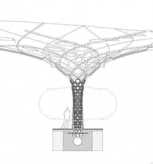 Современная необычная архитектура Factoreef (19 фото)