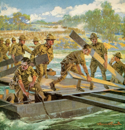Американские плакаты начала 20 века. Часть 2 (50 работ) (1 часть)