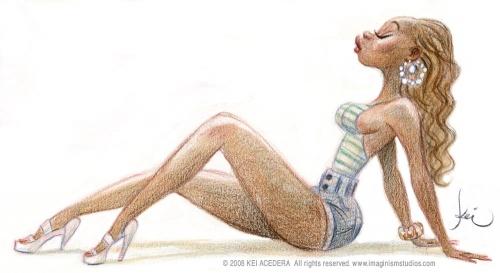 Работы художника Kei Acedera (76 работ)